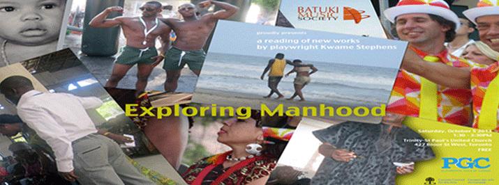 Exploring Manhood: Oct 5, 2013