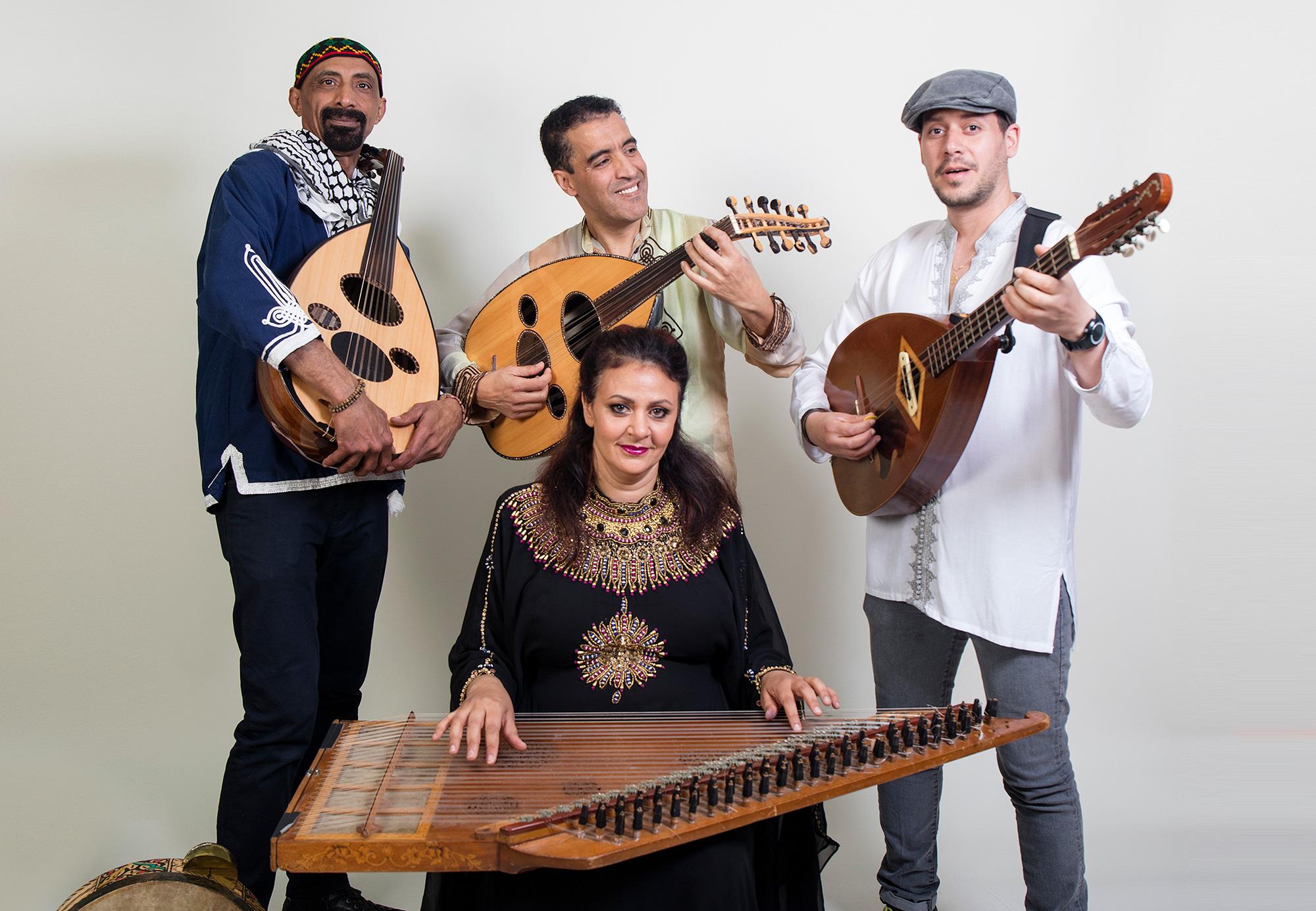 batuki music society toronto ontario canada africa african art culture artists nadine mcnulty otimoi oyemu habari concert maghreb