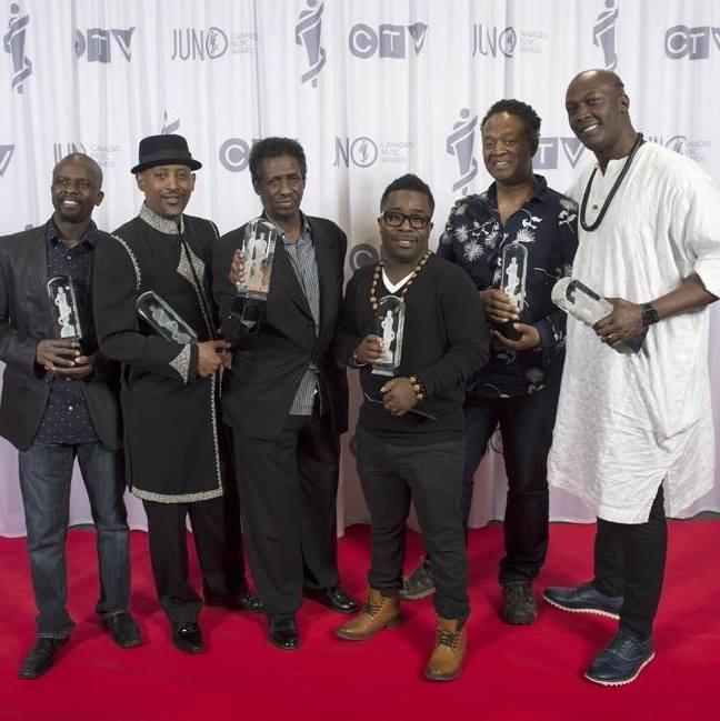 batuki music society toronto ontario canada africa african art culture artists nadine mcnulty otimoi oyemu habari concert juno award