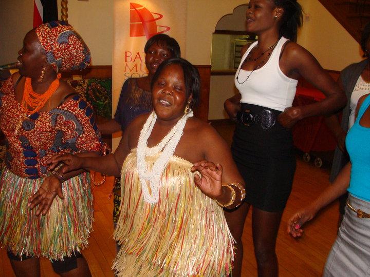 batuki music society toronto ontario canada africa african art culture artists nadine mcnulty otimoi oyemu habari concert community