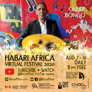 Habari Africa Virtual Festival 2020