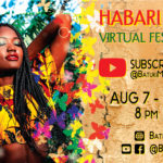 batuki music society toronto ontario canada africa african art culture artists nadine mcnulty otimoi oyemu habari concert virtual online youtube