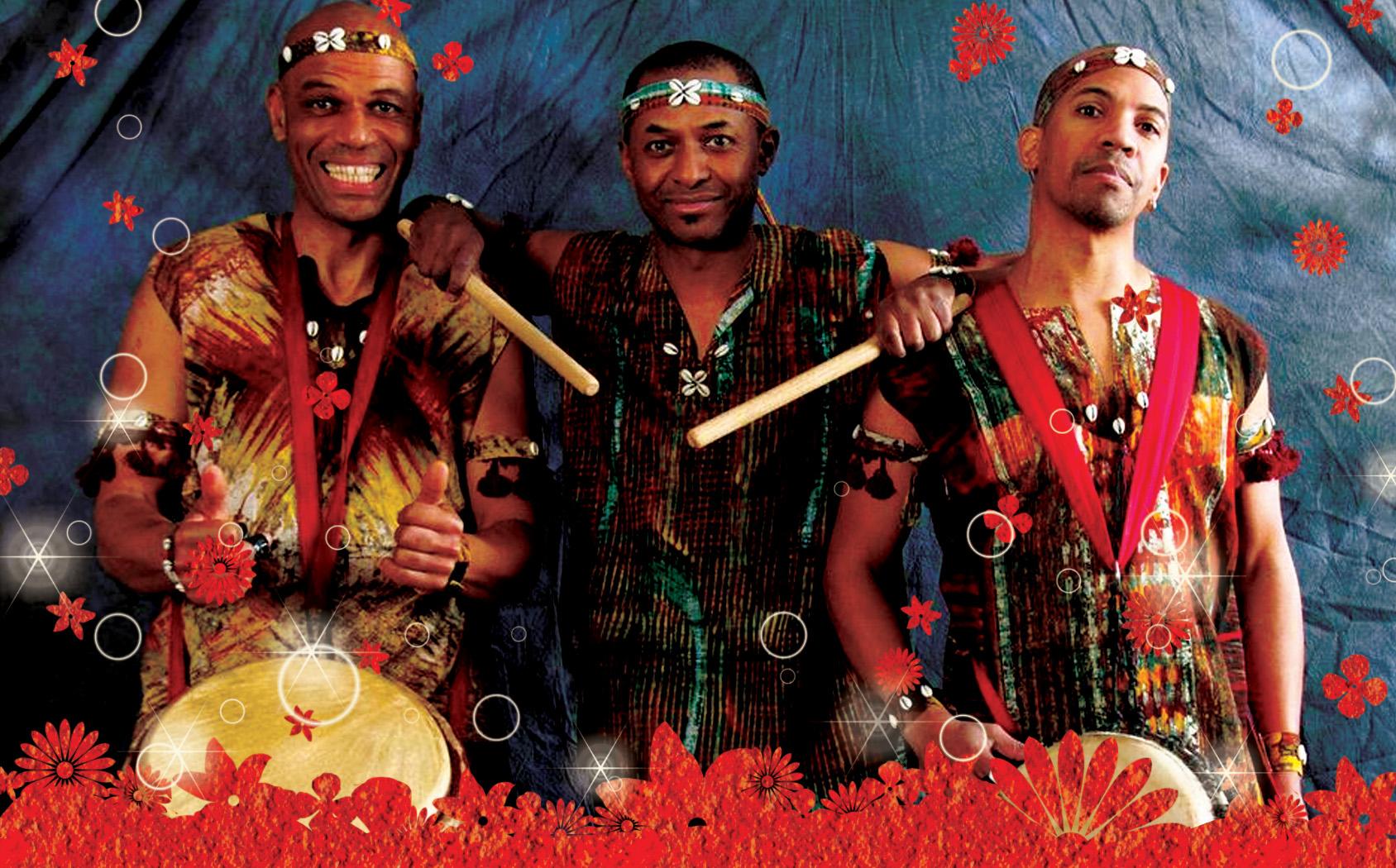 Habari Africa Virtual Festival 2021 : Alpha Rhythm Roots